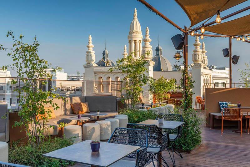 Cosas que solo pasan en el Hotel Innside Madrid Gran Vía