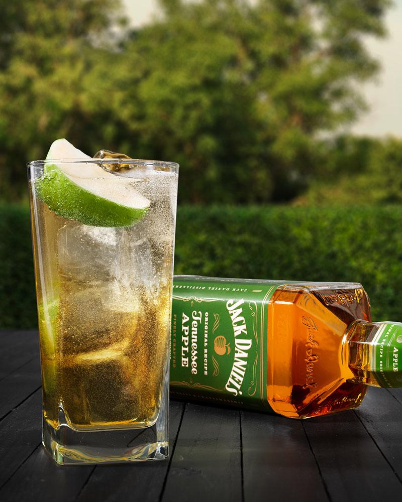 Jack Daniel's Apple, arrasa con su sabor a manzana