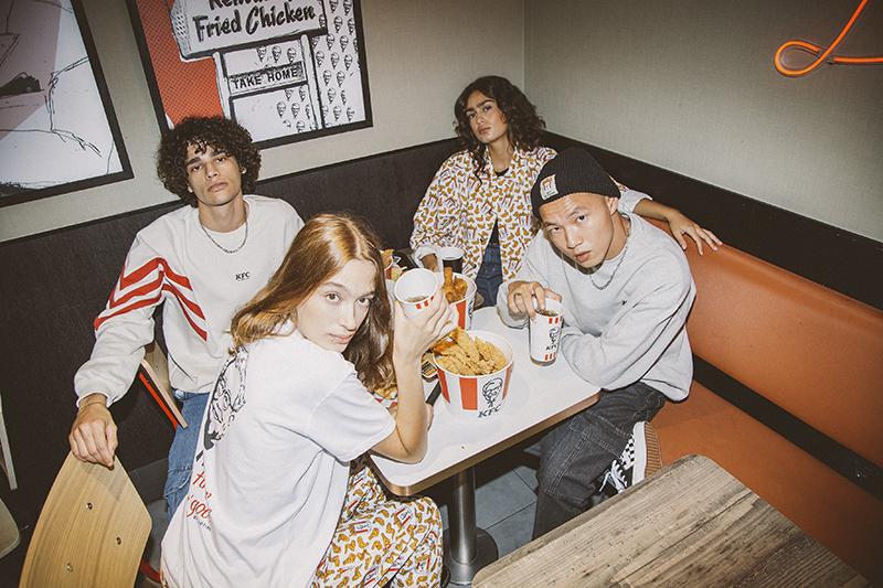 KFC by Kaotiko, la colaboración más buenrollera del momento