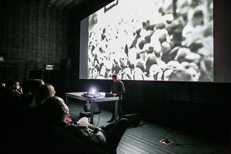 LEV Matadero 2021, festival de música electrónica visual