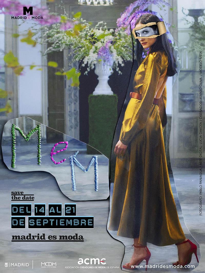 Madrid es Moda presenta su calendario para 2021