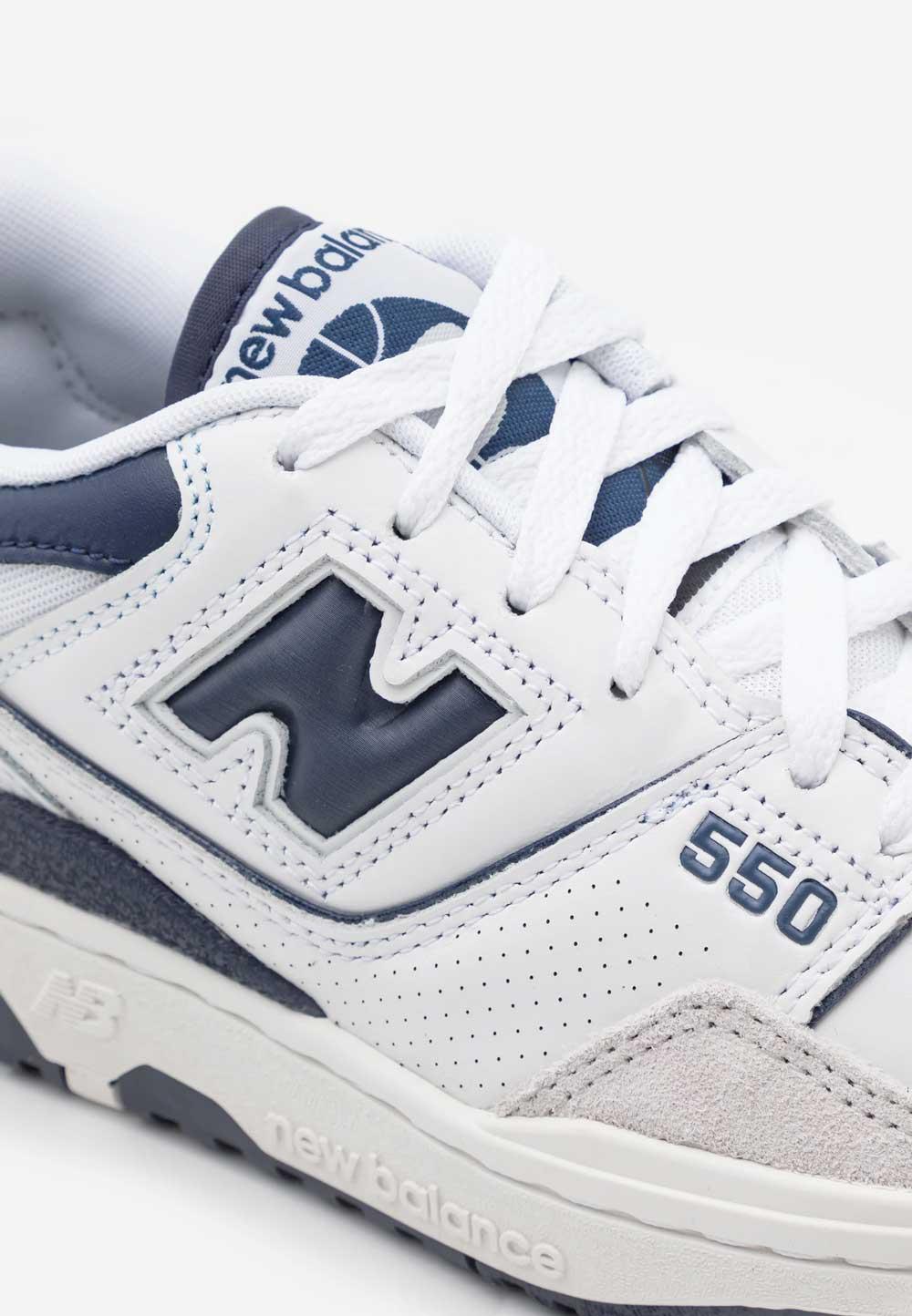 Vuelven las zapatillas New Balance 550 a Zalando