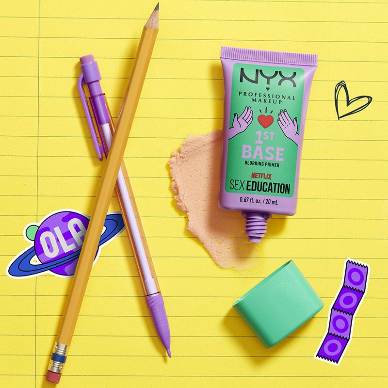 Segunda colaboración de NYX x Sex Education 💦🔥
