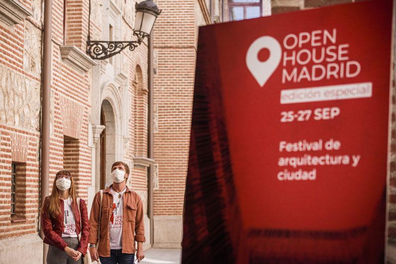 Open House Madrid 2021 abre sus puertas este fin de semana