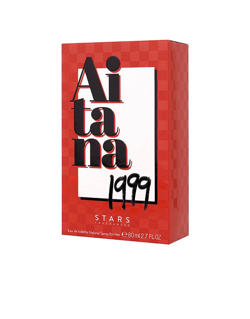 Aitana 1999, la nueva fragancia de la cantante