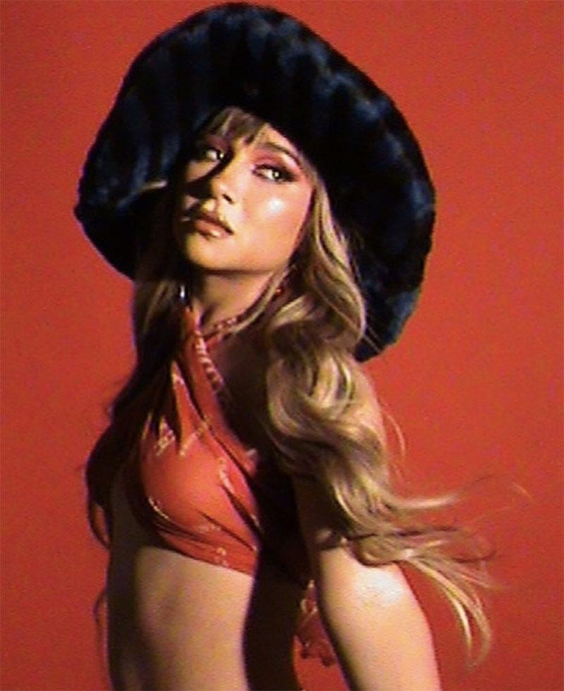 Princesa Alba estrena 'besitos, cuídate', su disco debut