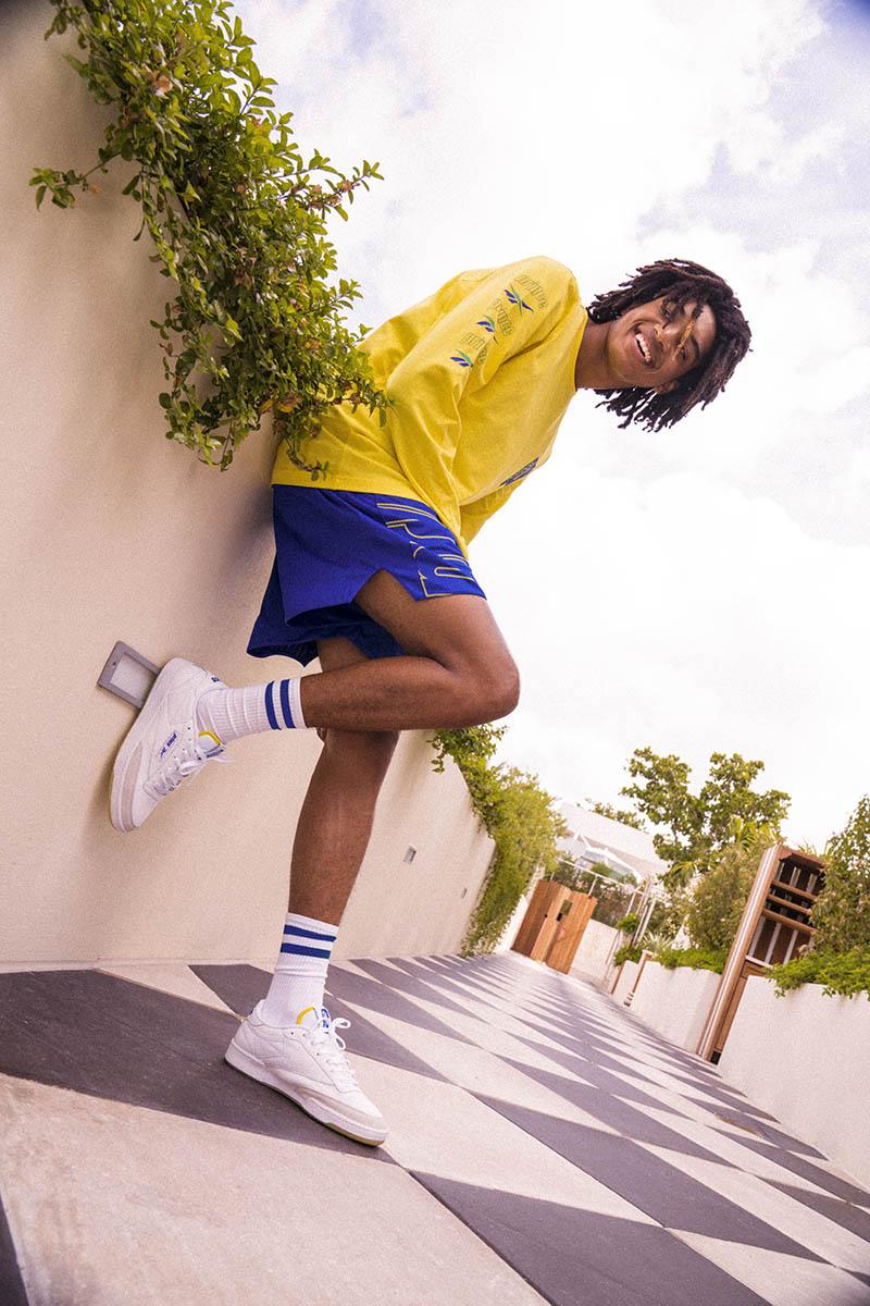 Reebok y Prince, una colaboración inspirada en el tenis