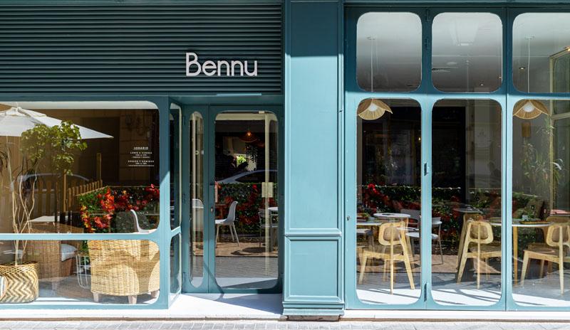 Restaurante Bennu, la gastronomía para mejorar el mundo
