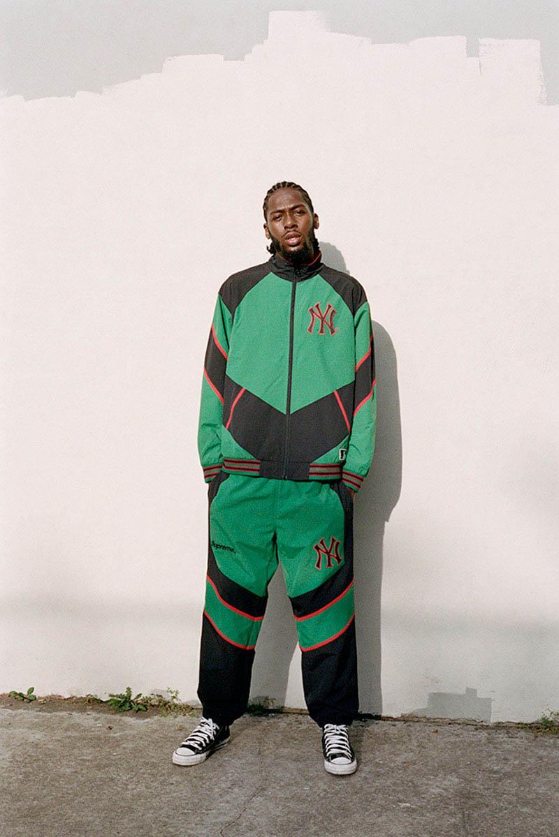 Supreme x NY Yankees, colaboración streetwear de altura