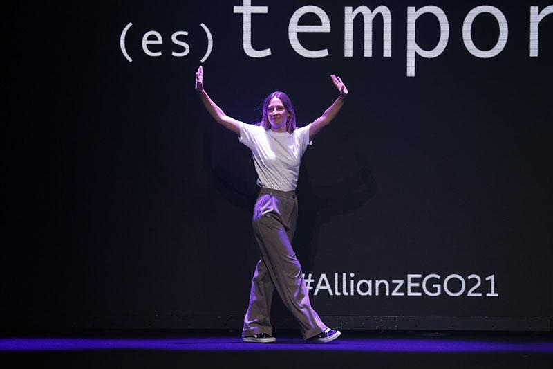 Pasarela EGO SS22: Temporal presenta