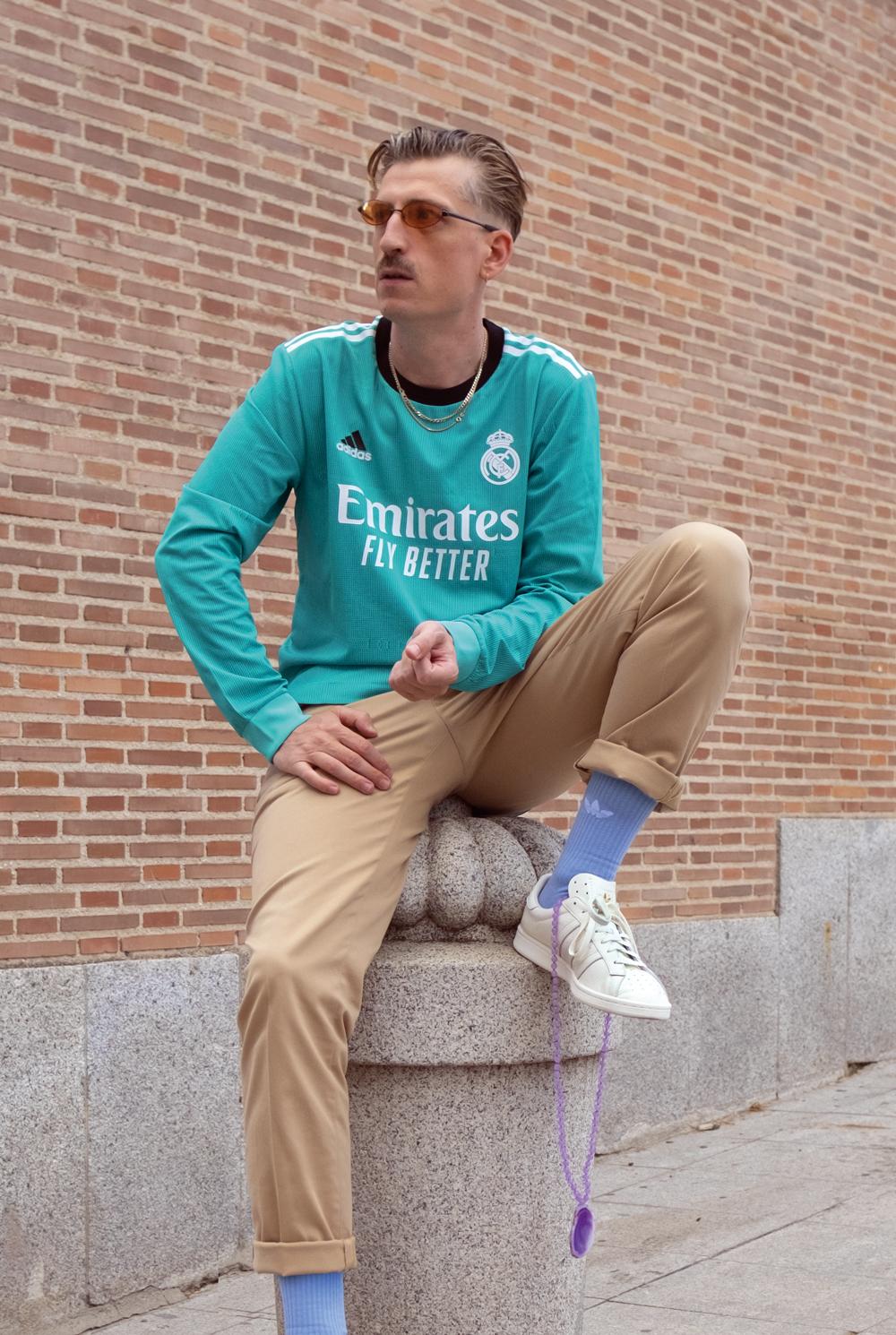 La tercera equipación del Real Madrid más de moda que nunca