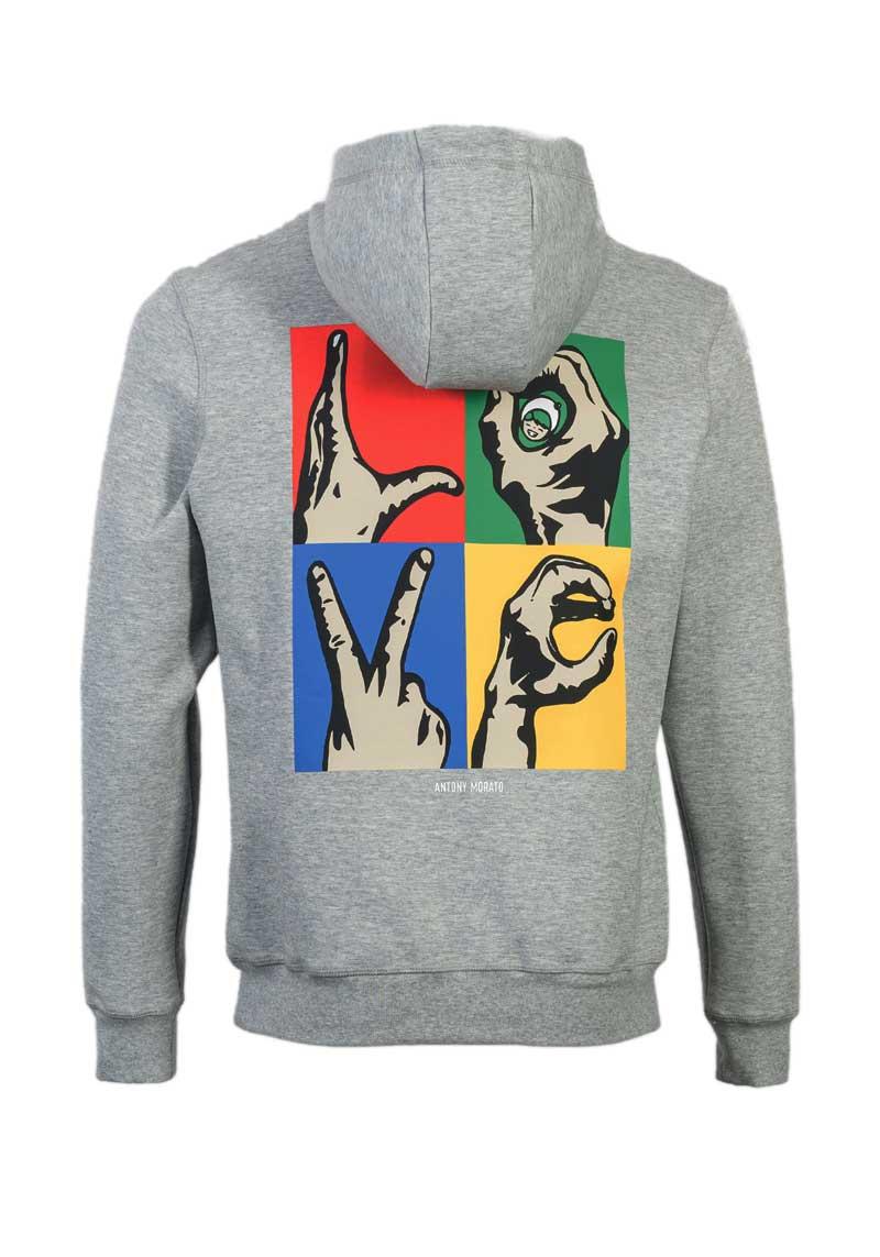 El arte de TvBoy hecho moda por Antony Morato