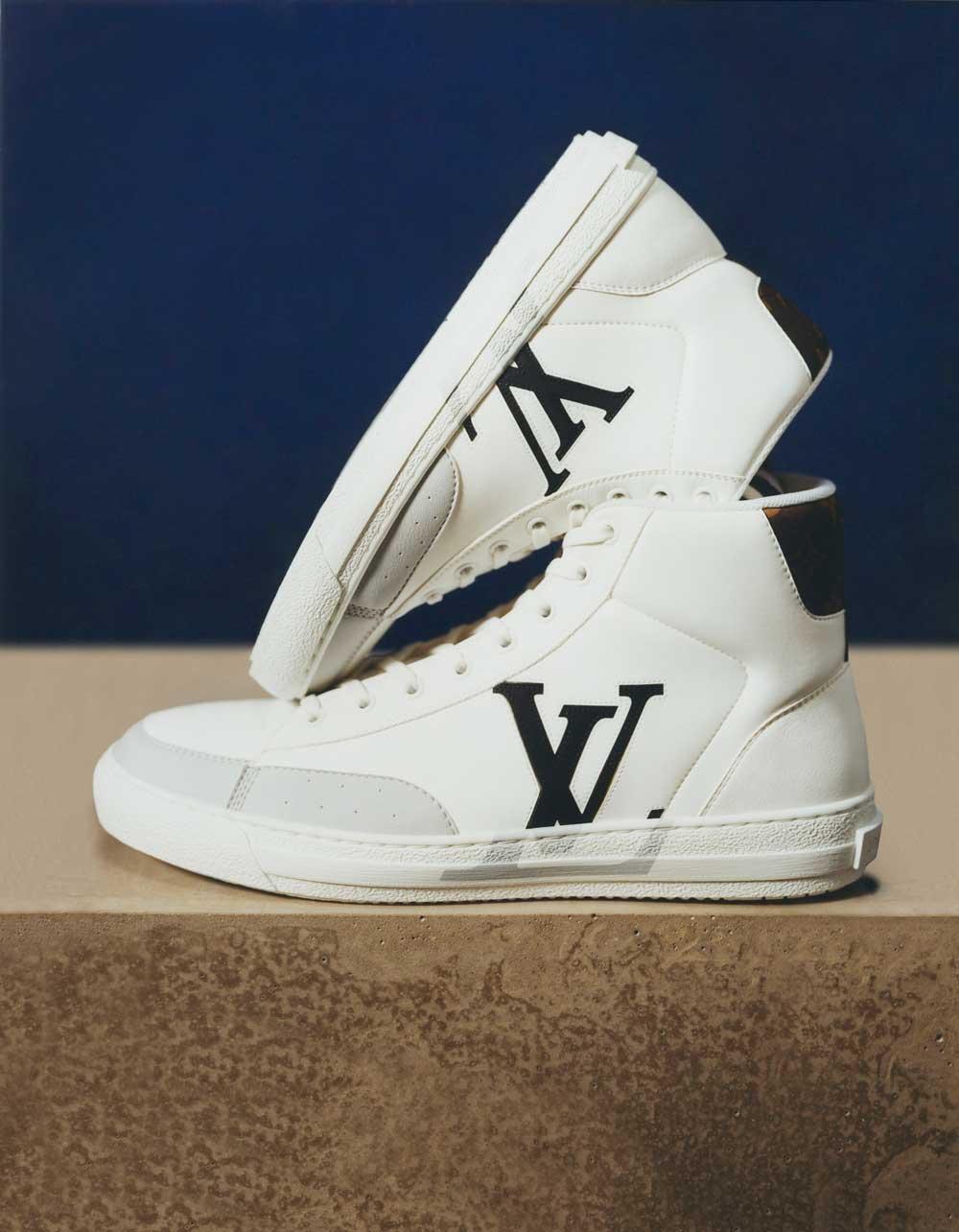 Las zapatillas unisex y sostenibles de Louis Vuitton