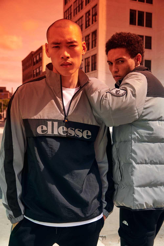 Zara Larsson es la imagen de Ellesse para esta temporada