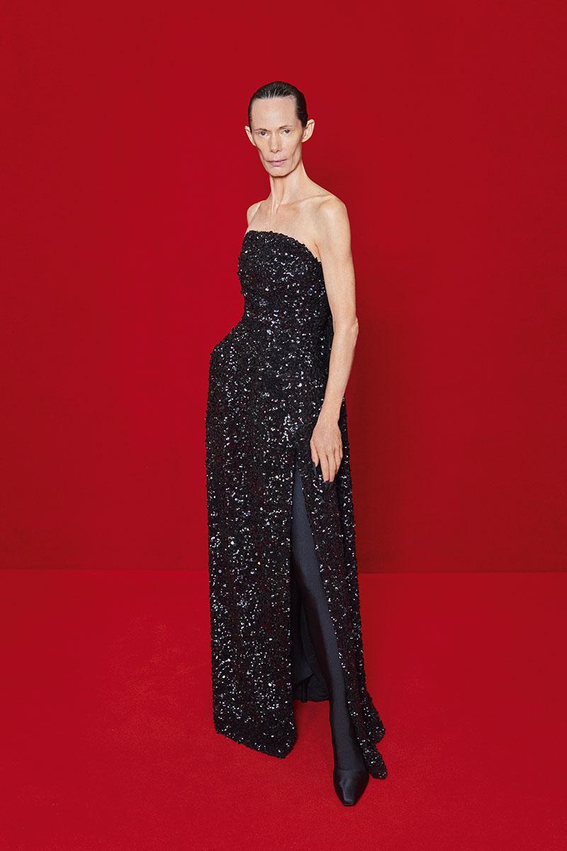 Balenciaga Summer 22 Red Carpet con Los Simpson