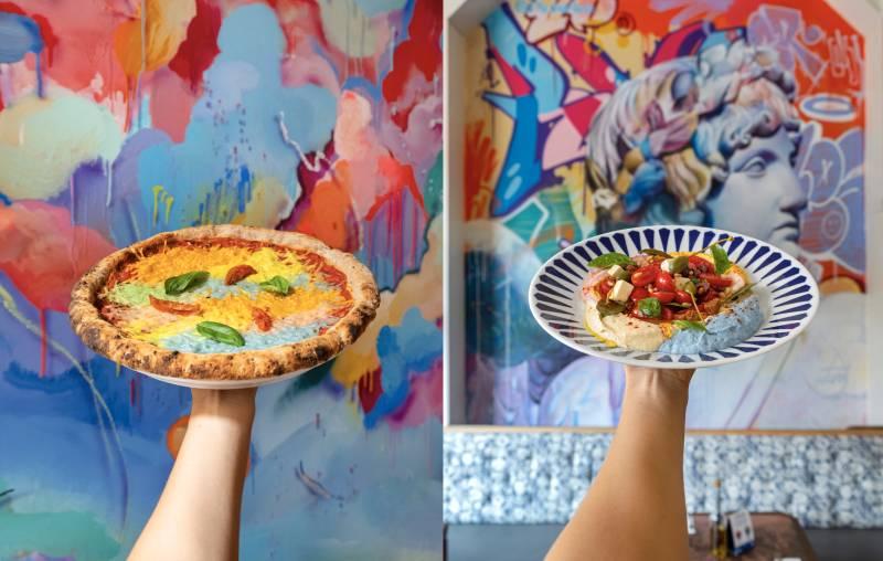 Flax and Kale arte, música y la mejor comida en El Raval