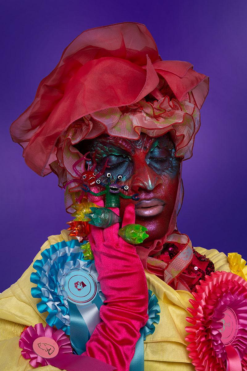 Queer Invaders, un editorial de Jonni Boi x Jameso