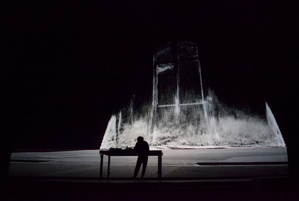 Ryoichi Kurokawa, la música electrónica hecha arte