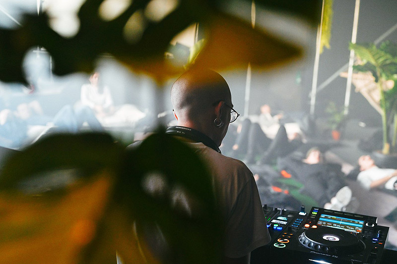 'You Got To Get In To Get Out', techno en La Casa Encendida