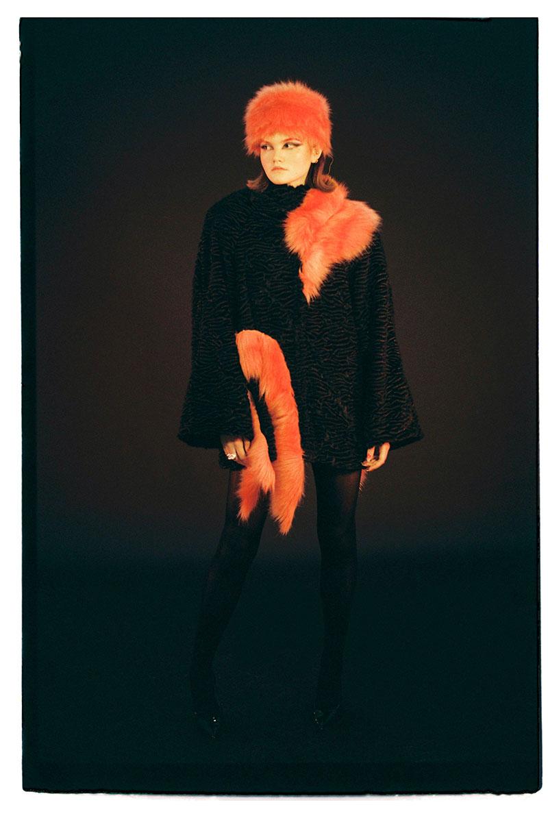 Jóvenes diseñadoras de moda: Zhuo Ye presenta