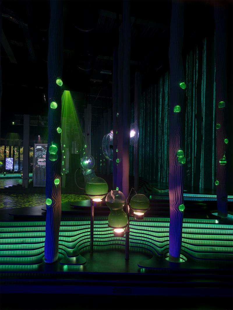 Diseño expositivo, Pabellón de España en la Expo Dubái 2020