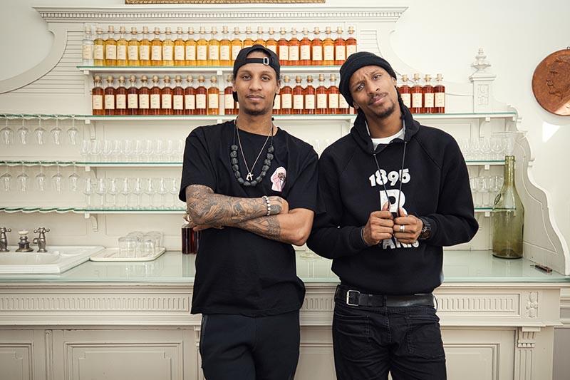 Hennessy y Les Twins fusionan música, danza y moda