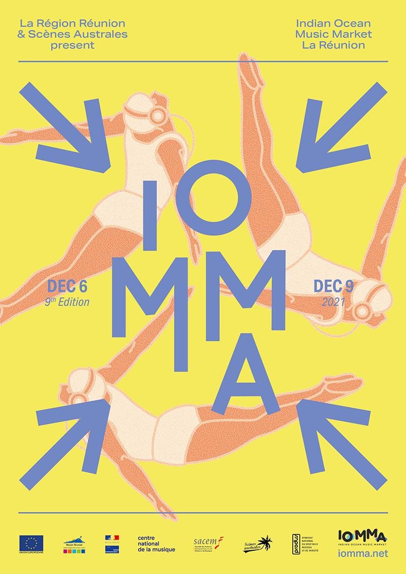 Festival IOMMa, la feria de música índica en directo