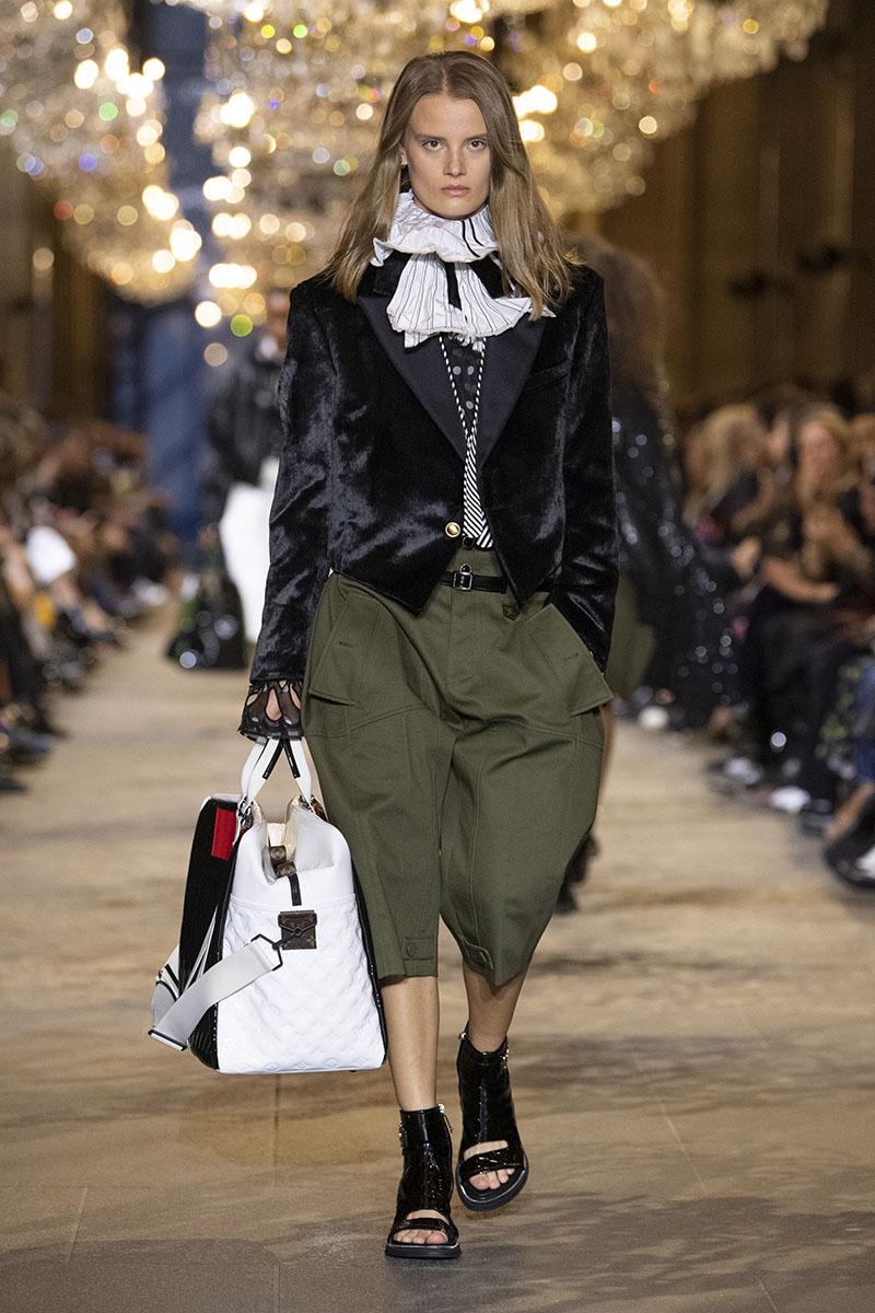 Louis Vuitton SS22 en Paris Fashion Week