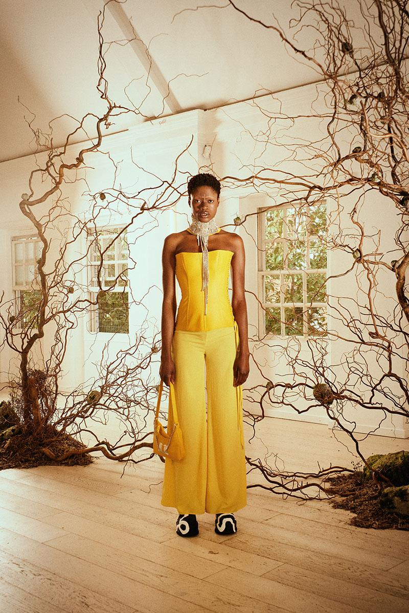 Lula Laora SS22 en London Fashion Week:
