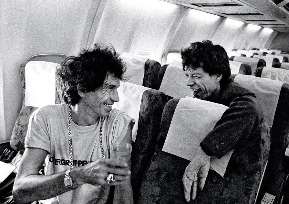 Mick Jagger irreconocible y totalmente anónimo con 78 años