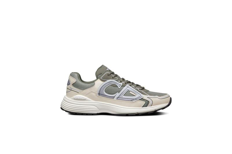 Las nuevas zapatillas masculinas B30 de Kim Jones para Dior