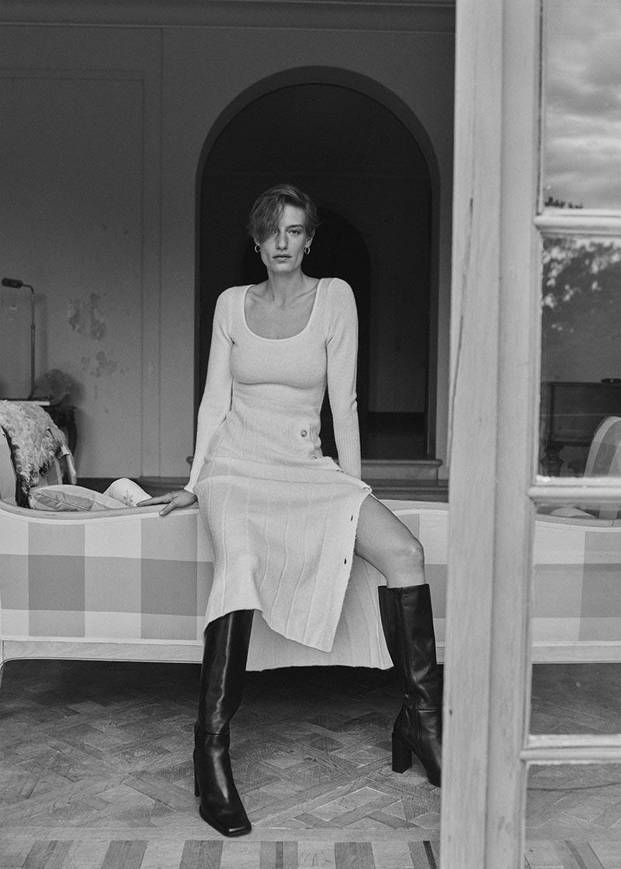 Pernille x Mango, colaboración de estilo nórdico atemporal
