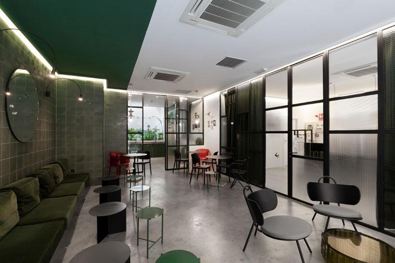 2060 Newton Hostel: Apocalipsis optimista