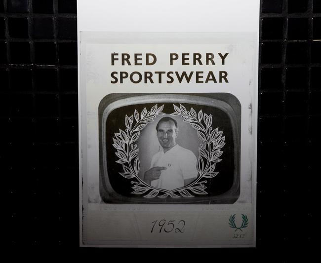 FRED PERRY EN CONCIERTO