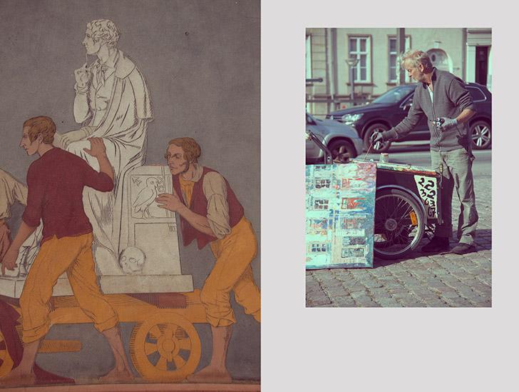 Copenhague: Faces & Places