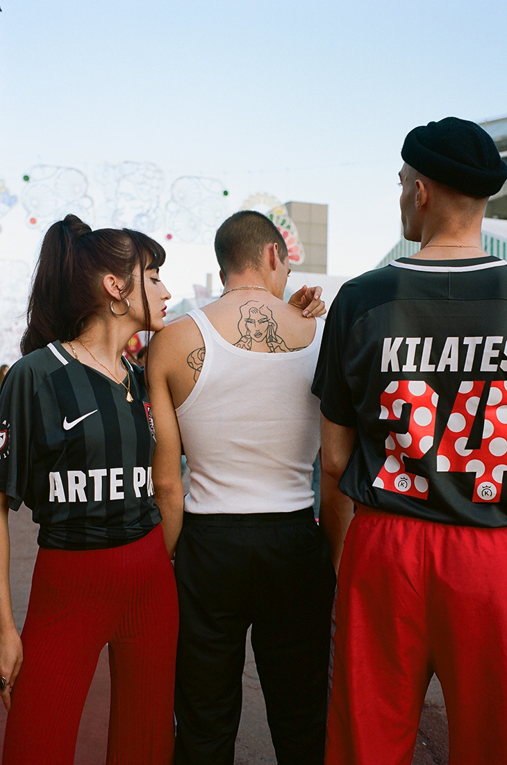 Nike x 24 Kilates es ARTE PURO