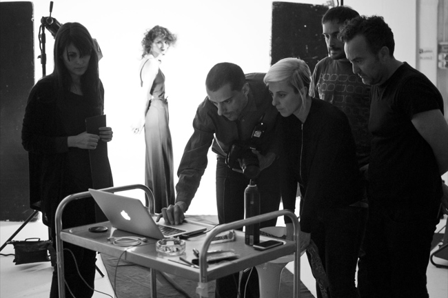 MAKING OF NEO2 COVER JUNE