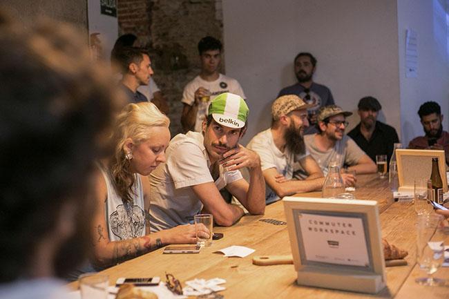 Workshop para BIKERS