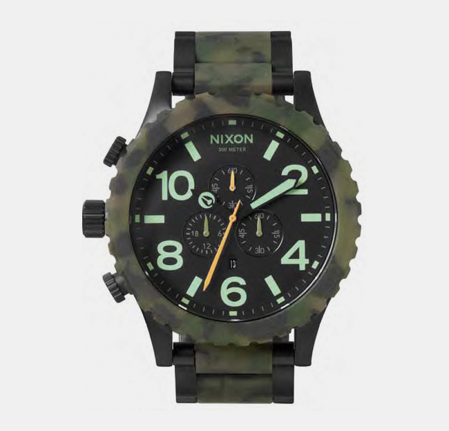 NIXON FALL WINTER 2013-14