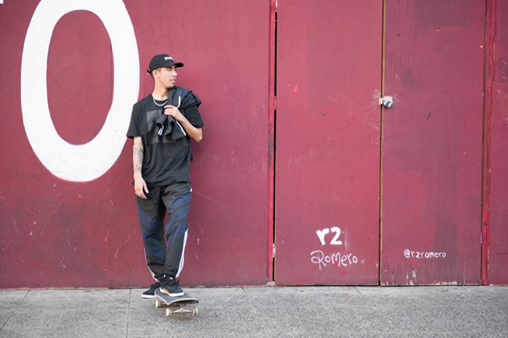 adidas Skateboarding, Miles Silvas y 3ST.003