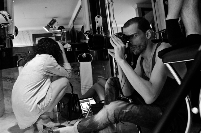 MAKING OF NEO2 SEPTIEMBRE 2012