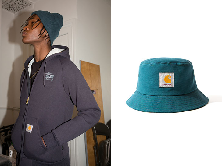 Stüssy Carhartt WIP Collection