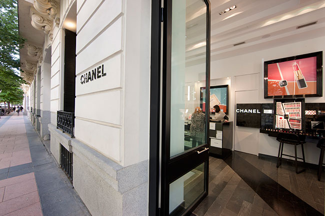 CHANEL Pop UP Store @ Madrid