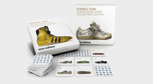 ETERNAL FAME by ADIDAS