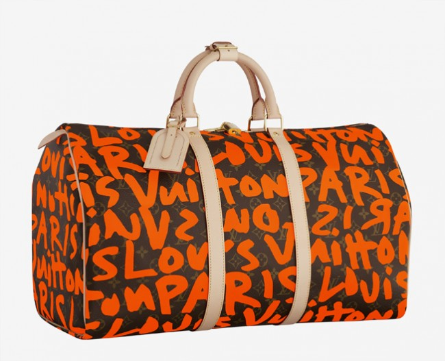 LOUIS VUITTON & STEPHEN SPROUSE