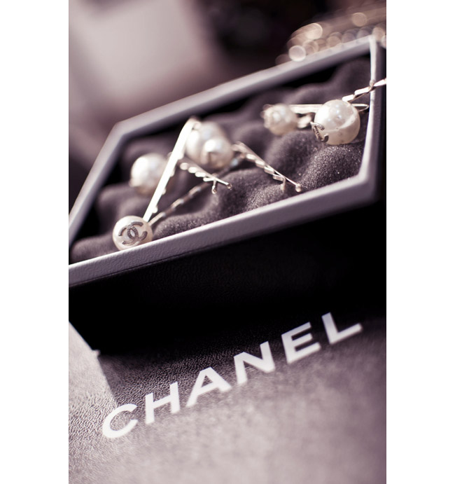 CHANEL & CARRIE ANNE