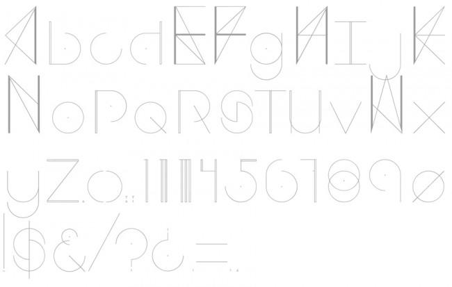 Tipografía Amfe
