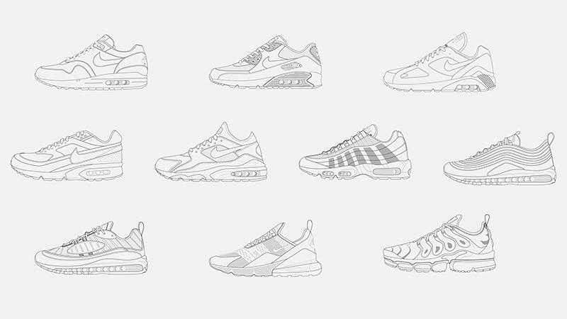 Estrecho de Bering El cielo Dispuesto  Apúntate si quieres ser diseñador de zapatillas Nike