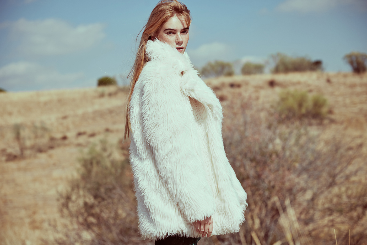 Fashion Editorial x Julio Paniagua