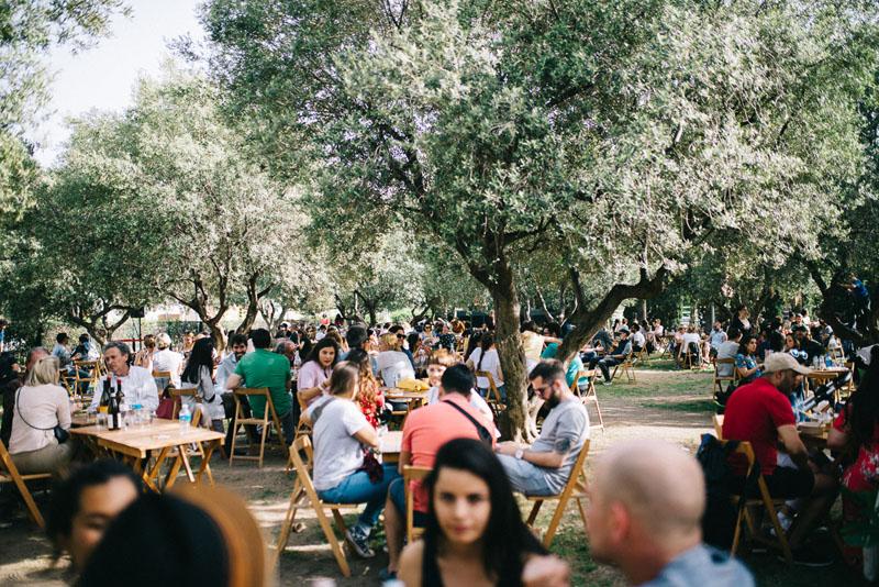 Vuelve All Those Food Market a Barcelona